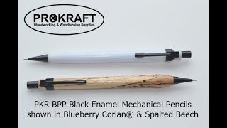 Mechanical pencil kits, the easy way