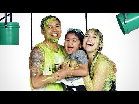 Austin s Family Gets Slimed Partners in Slime HiHo Kids