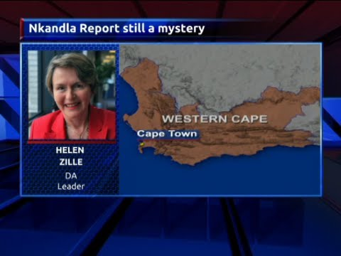 The ANC does not know where the boundaries lie anymore Zille