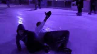BxFiST at Ice Skate Vauxhall London