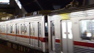 東武10000系11201F+11433F 区間急行太田行き 武里通過