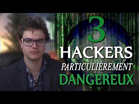 BULLE 3 Hackers Particulièrement Dangereux