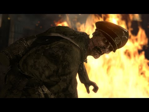 Xxx Mp4 Official Call Of Duty® WWII Nazi Zombies Reveal Trailer 3gp Sex