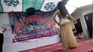 Bangla dance stage show new BD Girls Hot Stage Dance