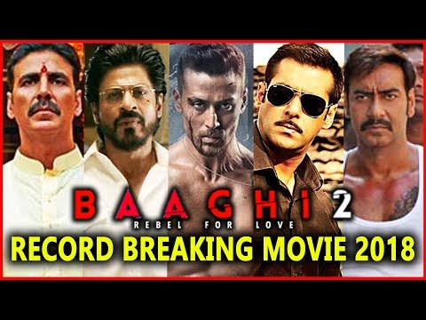 Xxx Mp4 Baaghi 2 Movie 2018 Tiger Shroff Breaks Record Of These Super Star HUNGAMA 3gp Sex