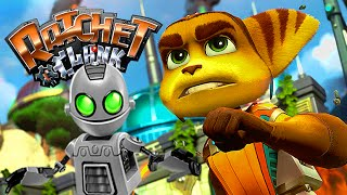 Ratchet and Clank (PS4) - UNO DEI MIEI PRIMI VIDEOGAMES!
