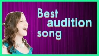 How to Pick the Best Audition Song | Tips for Actors