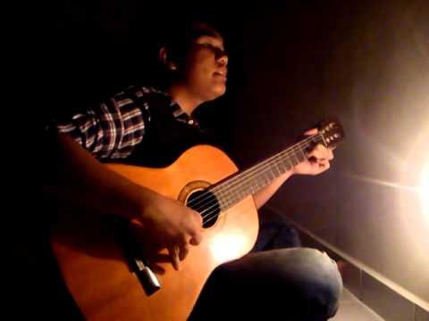 Nomad - Tetap Menantimu cover Khairul Roslan