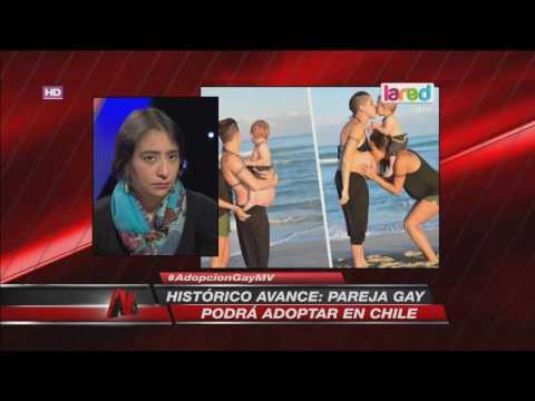Oficial Pareja de lesbianas podrán adoptar por primera vez en Chile