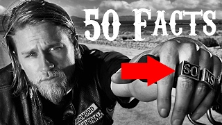 50 Facts You Didn't Know About Sons of Anarchy