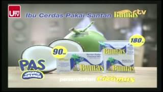 Iklan Santan Bumas/Indra TV Agency Logo/RTV Station ID (2015)