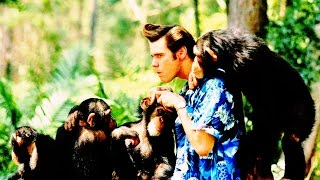 Ace Ventura When Nature Calls (1995) - Jim Carrey, Ian McNeice, Simon Callow