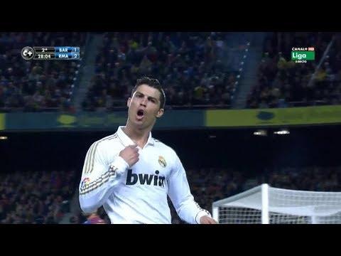 FC. Barcelona vs Real Madrid 2011 2012 Partido Completo