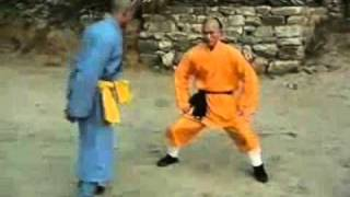 SHAOLIN STYLE KICK IN THE NUTS  2