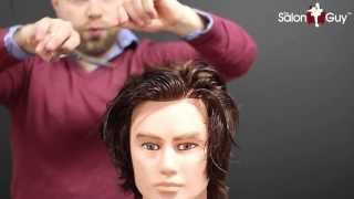 Harry Styles Hair Tutorial | TheSalonGuy