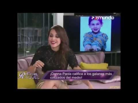 Danna Paola habla de Alejandro Speitzer en el Show de Raquel