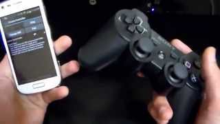 How to Connect Ps3 Controller to your Smartphone