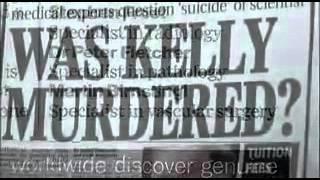 BBC The Conspiracy Files (Documentary) - David Kelly