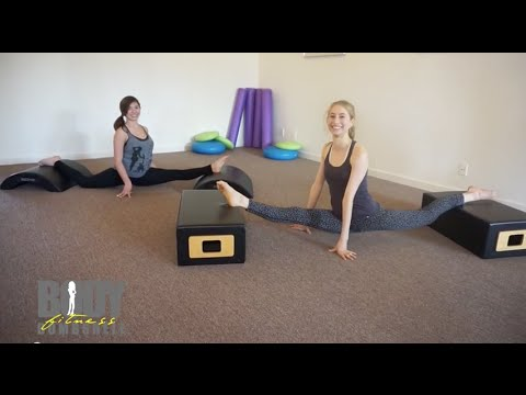 Body Bombshell Stretch Series for your Oversplits