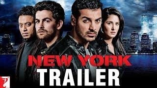 New York - Trailer