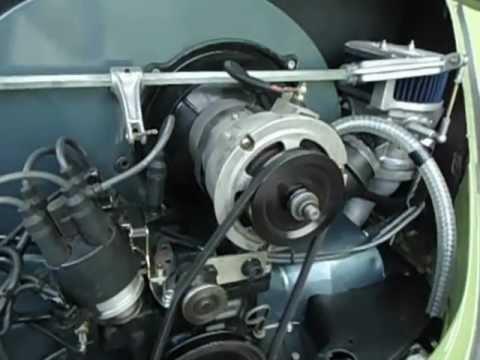 Fusca 72 1800cc fuel tech