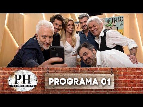 Programa 1 (24-02-2018) - PH Podemos Hablar 2018