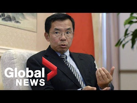 Chinese ambassador threatens of repercussions on Canada if Huawei 5G banned