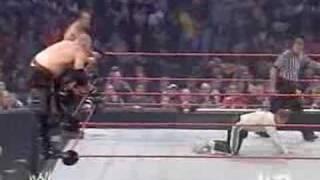 Spirit Squad vs Kane Big Show