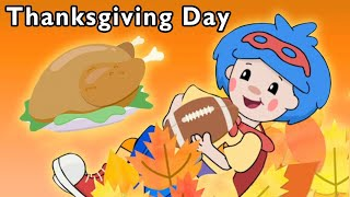 Thanksgiving and Holiday Songs | Thanksgiving Day and More | Baby Songs from Mother Goose Club!
