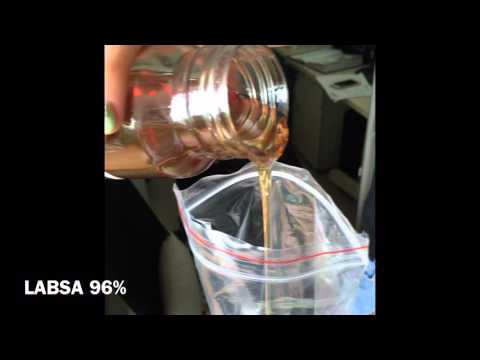 Xxx Mp4 LABSA 96 Linear Alkylbenzene Sulfonate 96 For Detergent From ZHENGZHOU CLEAN® 3gp Sex