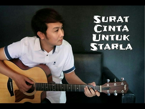 (Virgoun) Surat Cinta Untuk Starla - Nathan Fingerstyle | Guitar Cover