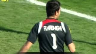 Esteghlal 1 Vs. Persepolis 0 Week:11 First Half (Highlights)