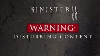 SINISTER II - OFFICIAL RED BAND TRAILER
