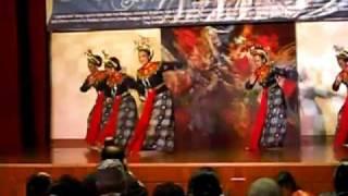 Tari Ulek Mayang, Semarak Seni 2009 @ Malay Heritage Centre - 14112009