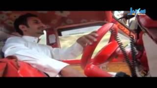 شاب يمني يحول سيارة موديل 72 الى سيارة حديثة (همر).. شاهد بنفسك