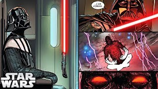 Darth Vader's TERRIFYING Visions Revealed (CANON) - Star Wars Explained