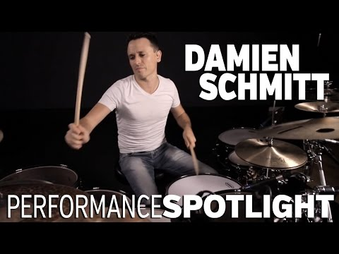 Damien Schmitt - 6/8 Improvisation
