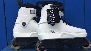 WHITE Blades - Valo V13 Unboxing