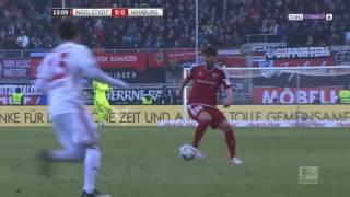 افضل 5 اهداف في الدوري الألماني في الجولة 18