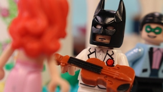 Lego Batman- Valentine's Day