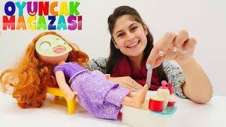 Ayşe'nin oyuncak mağazası: Prenses Sofia güzellik salonda!