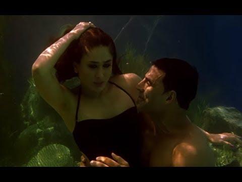 Akshay Kumar & Kareena Kapoor s under water romance Kambakkht Ishq