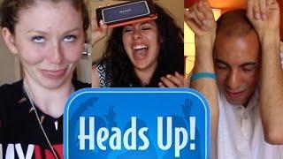 Heads up! ft. Amanda's Chronicles
