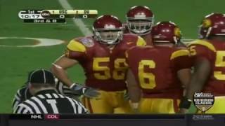 2004 BCS National Championship (Orange Bowl) - #2 Oklahoma vs. #1 USC (HD)