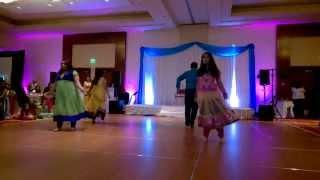Reception Dance At #Prujals Wedding