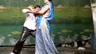 Hot Latest Andhra telugu  recording dance in 2015