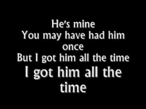 MoKenStef He s Mine Lyrics