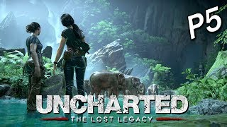 Uncharted: The Lost Legacy《秘境探險:失落的遺產》Part 5 - 失落遺產