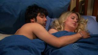 The Big Bang Theory - Season Finale - Rajesh and Penny sleep together
