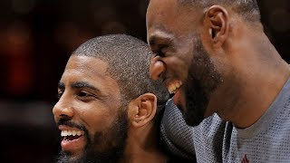 LeBron James' REACTION TO Kyrie Irving's Apology REVEALED!